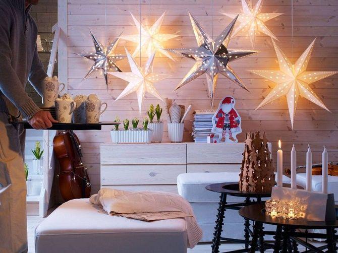 Як прикрасити квартиру на Новий рік 2021 – актуальні ідеї 11