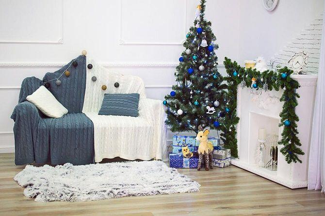Як прикрасити квартиру на Новий рік 2021 – актуальні ідеї 19