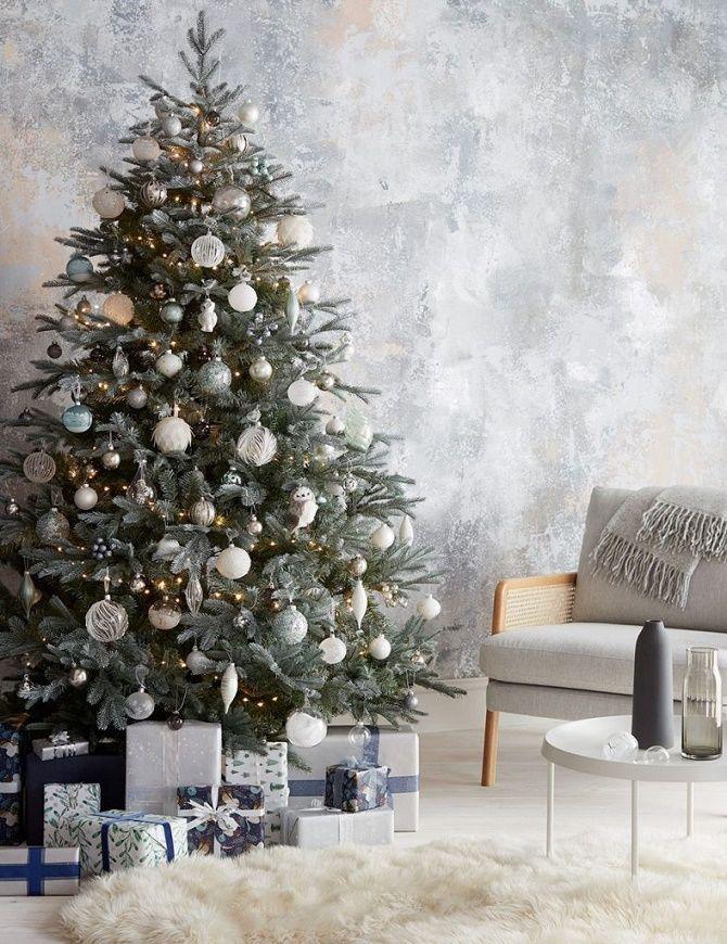 Як прикрасити квартиру на Новий рік 2021 – актуальні ідеї 3