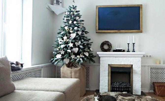 Як прикрасити квартиру на Новий рік 2021 – актуальні ідеї 23