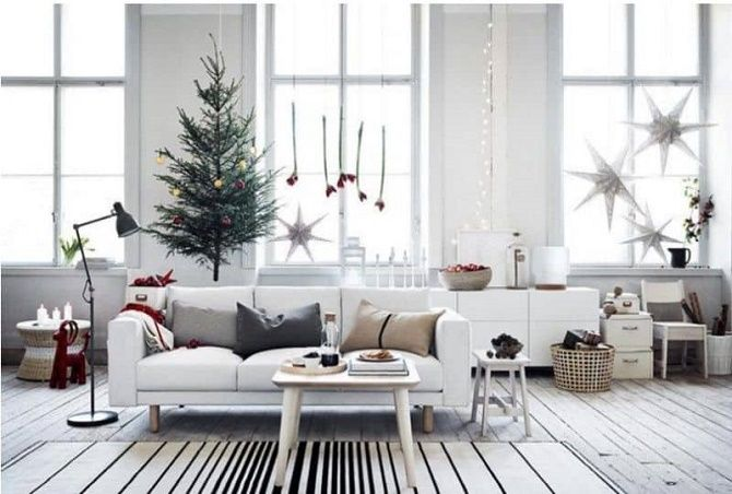 Як прикрасити квартиру на Новий рік 2021 – актуальні ідеї 26
