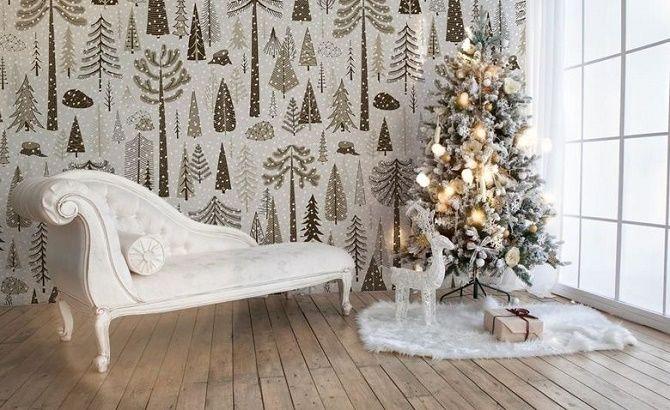 Як прикрасити квартиру на Новий рік 2021 – актуальні ідеї 27