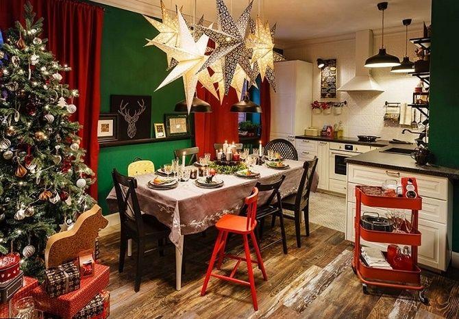 Як прикрасити квартиру на Новий рік 2021 – актуальні ідеї 30