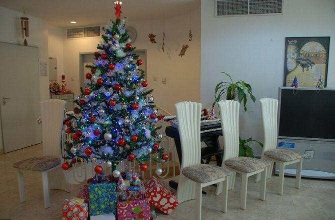 Як прикрасити квартиру на Новий рік 2021 – актуальні ідеї 32