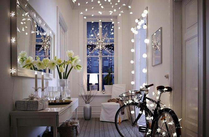 Як прикрасити квартиру на Новий рік 2021 – актуальні ідеї 5