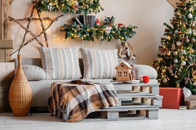 Як прикрасити квартиру на Новий рік 2021 – актуальні ідеї 14