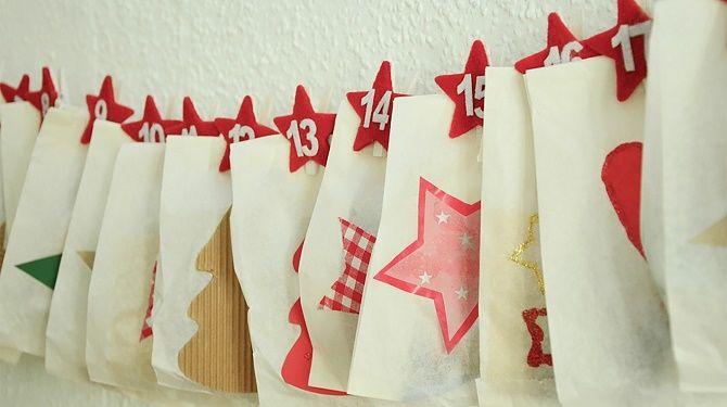 Адвент-календар своїми руками для дітей: кращі ідеї з прикладами 29