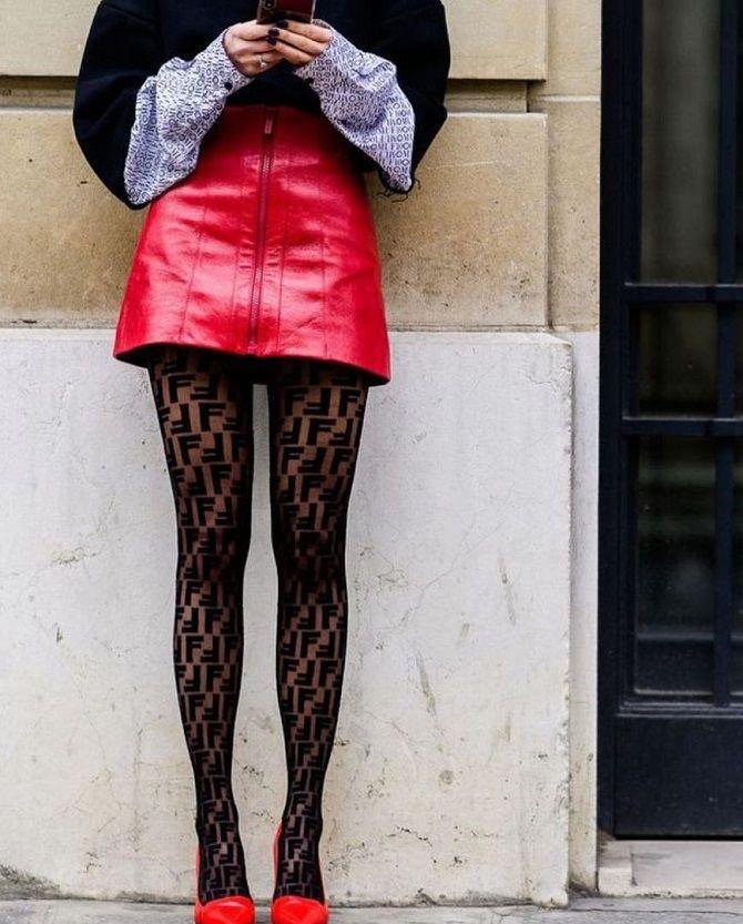 Красные юбки — с чем сочетать, чтобы выглядеть красиво 13