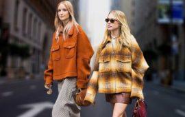 Куртка-рубашка — модный тренд нового сезона