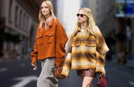 Куртка-сорочка – модний тренд нового сезону