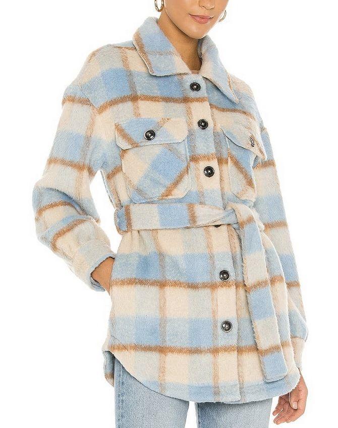 Куртка-сорочка – модний тренд нового сезону 13