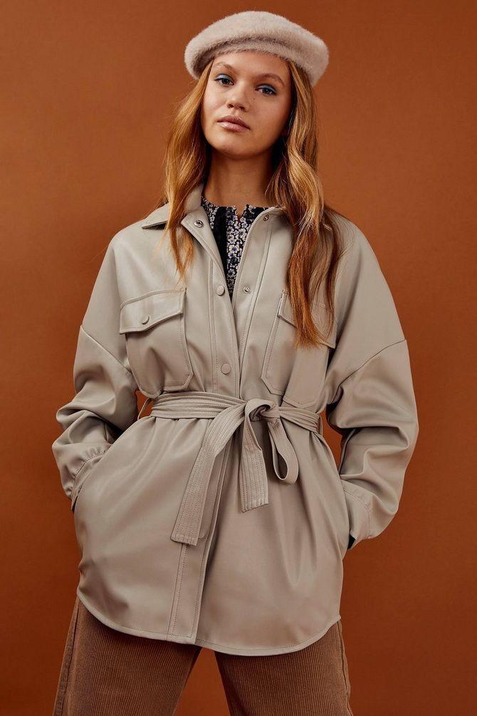 Куртка-сорочка – модний тренд нового сезону 15