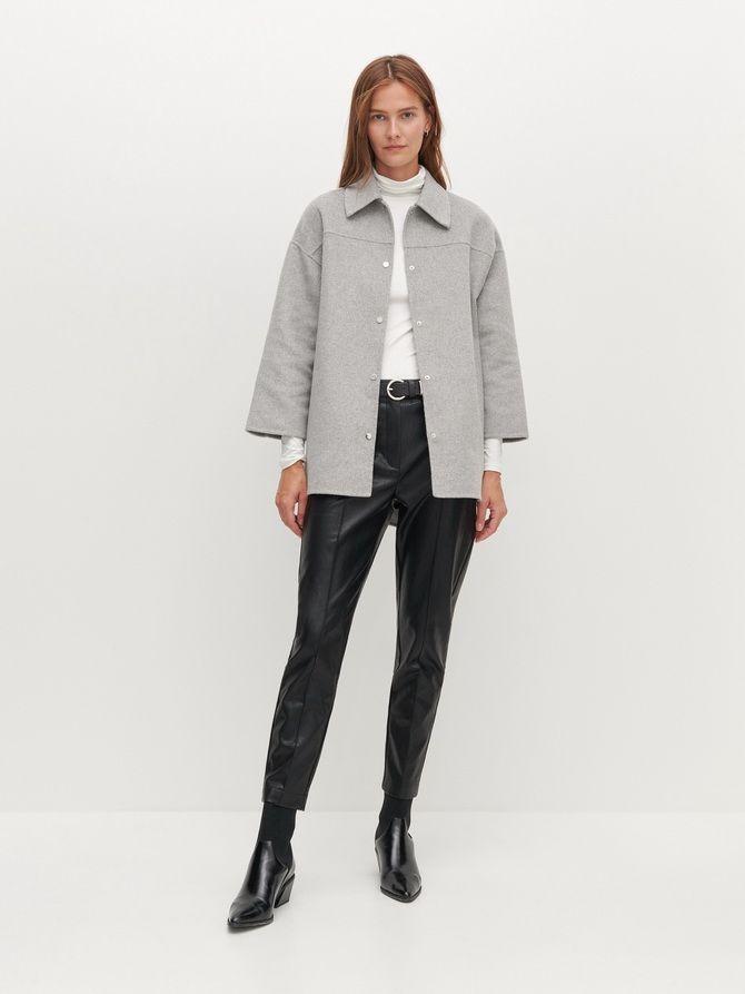 Куртка-сорочка – модний тренд нового сезону 23