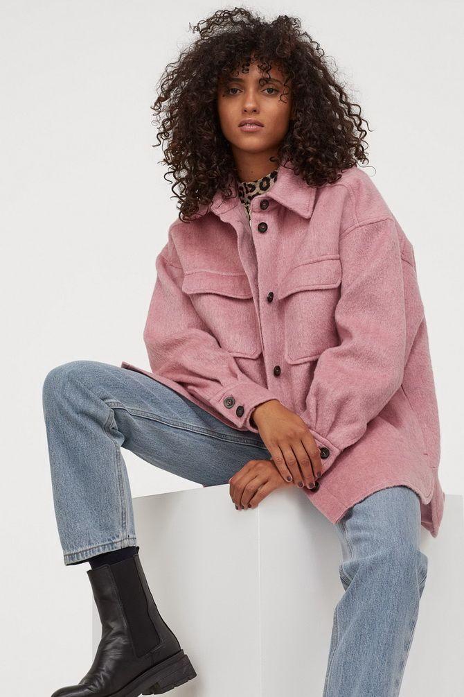 Куртка-сорочка – модний тренд нового сезону 21
