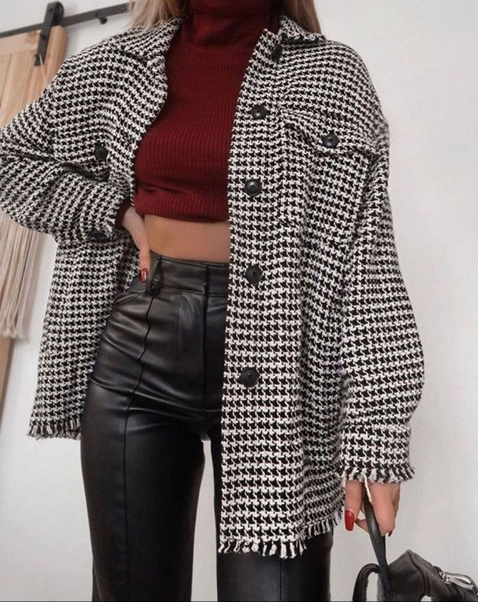 Куртка-сорочка – модний тренд нового сезону 22