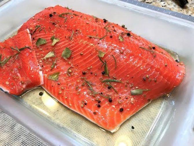Рыба на Новый год: вкусные и оригинальные рецепты 1
