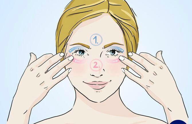 Масаж навколо очей: не пошкодуйте 5 хвилин заради пружної шкіри 2