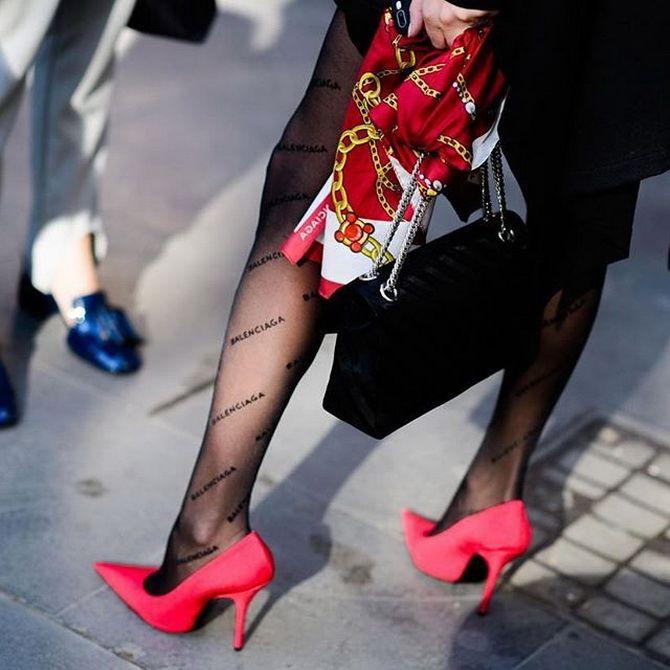 Модні колготки: поради, як підібрати під свій стиль 12