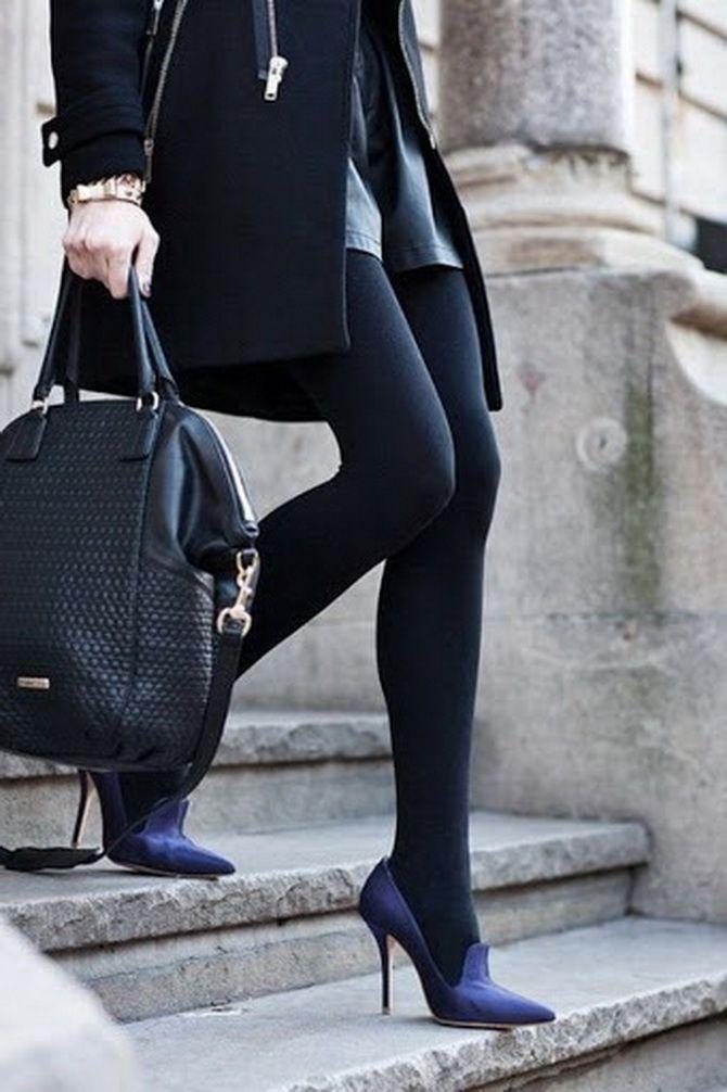 Модні колготки: поради, як підібрати під свій стиль 19
