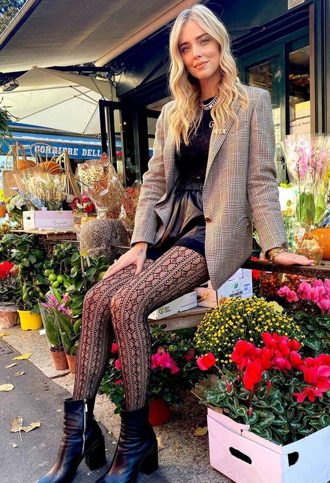 Модні колготки: поради, як підібрати під свій стиль 22
