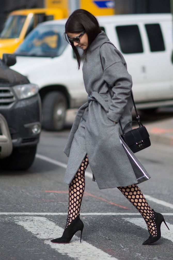 Модні колготки: поради, як підібрати під свій стиль 25