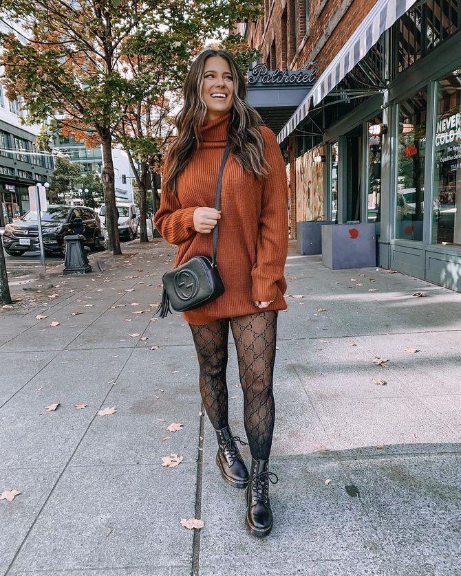 Модні колготки: поради, як підібрати під свій стиль 26
