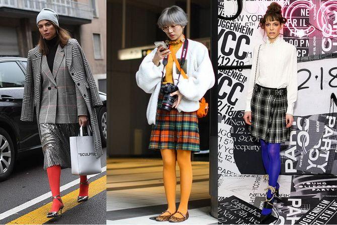 Модні колготки: поради, як підібрати під свій стиль 30