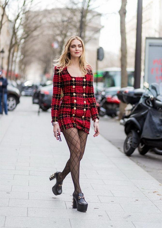 Модні колготки: поради, як підібрати під свій стиль 9