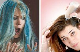 12 ошибок в окрашивании волос, которые не стоит совершать
