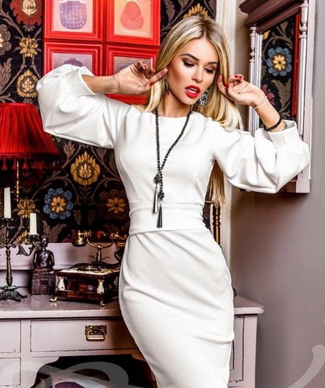 Какую одежду не стоит одевать невысоким девушкам? 15