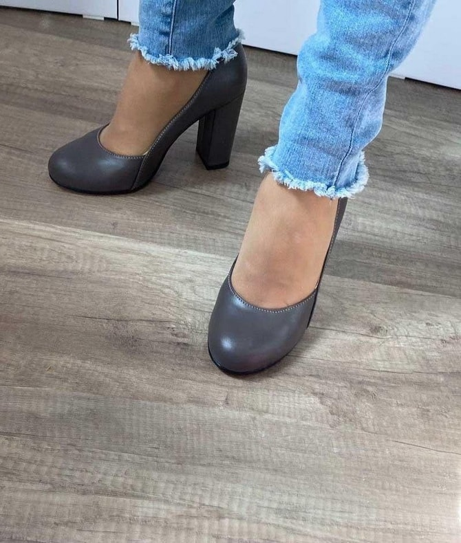 Какую одежду не стоит одевать невысоким девушкам? 17