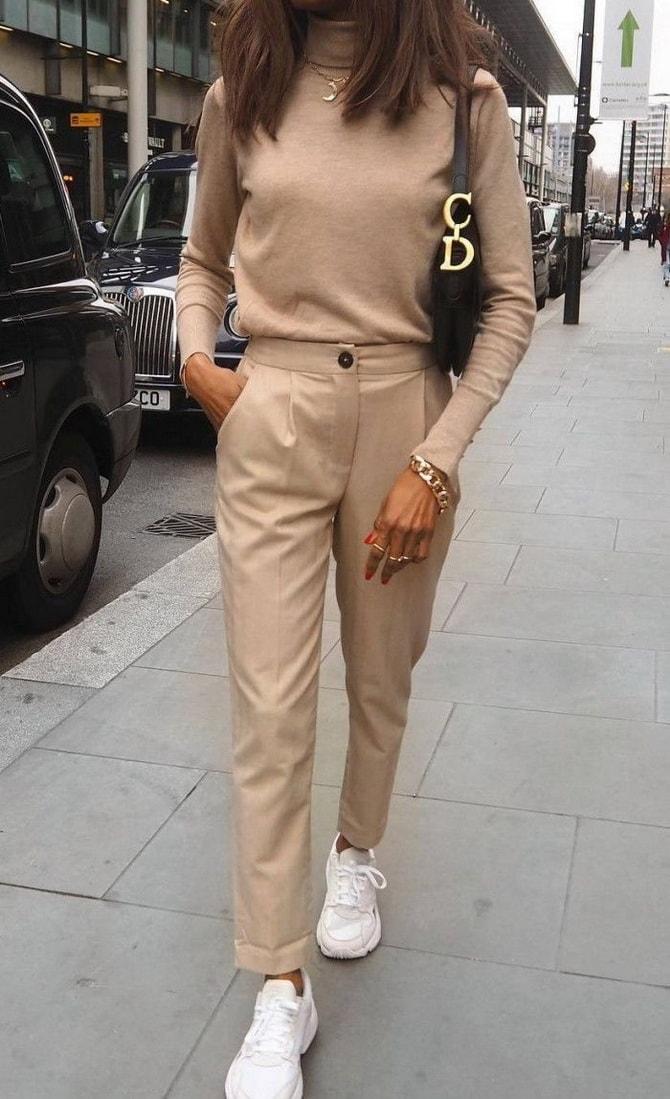 Який одяг не варто одягати невисоким дівчатам? 4