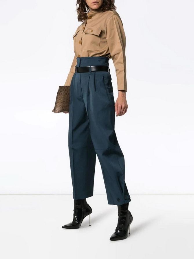 Какую одежду не стоит одевать невысоким девушкам? 10