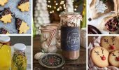 Съедобные подарки на Новый год: 6 вкусных идей