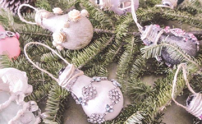 Ялинкові іграшки з лампочок: створюємо новорічний настрій 21