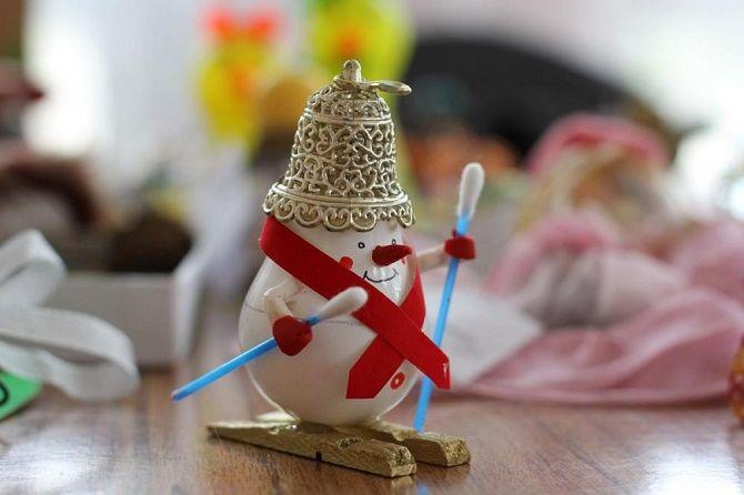 Ялинкові іграшки з лампочок: створюємо новорічний настрій 22