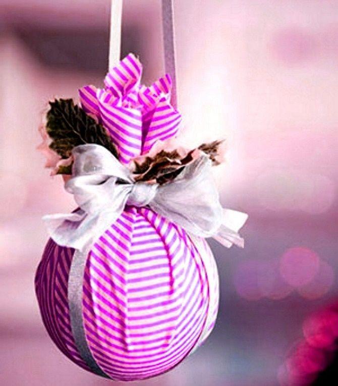 Ялинкові іграшки з лампочок: створюємо новорічний настрій 18