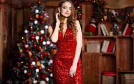 Вибираємо новорічне вбрання за типом фігури