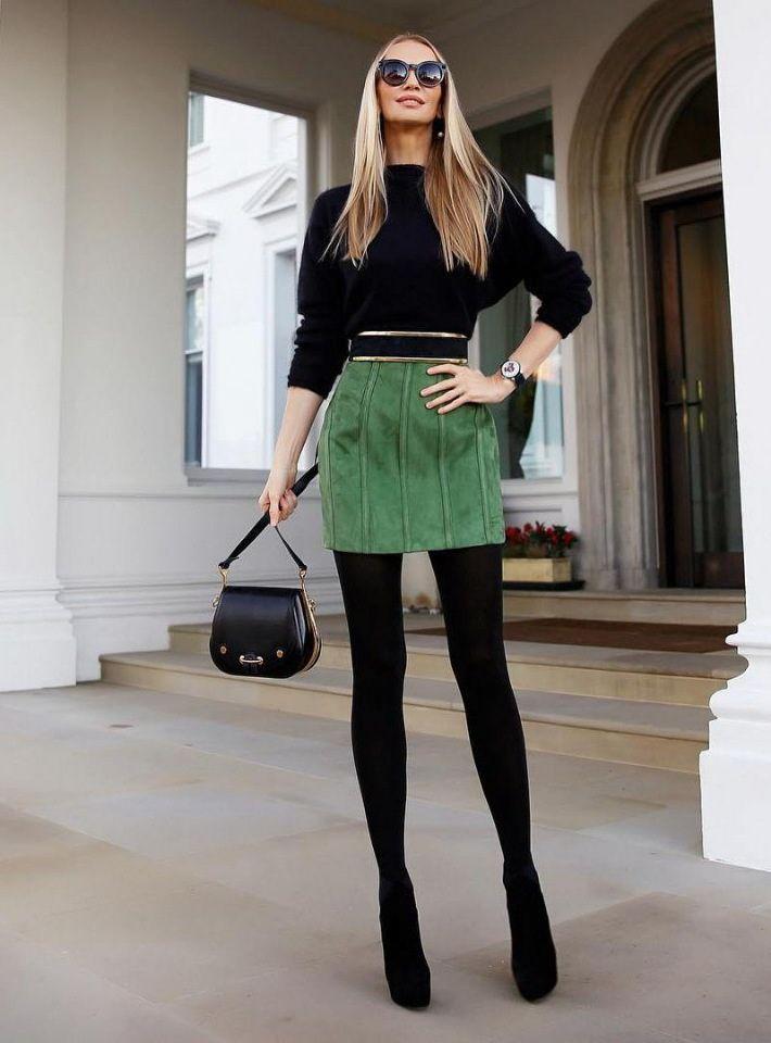 Что носить девушкам с короткими ногами: 10 полезных рекомендаций 13