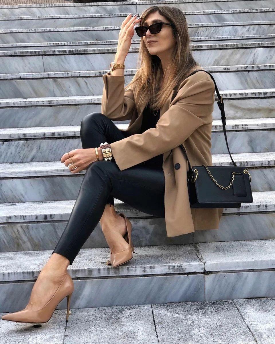 Что носить девушкам с короткими ногами: 10 полезных рекомендаций 15