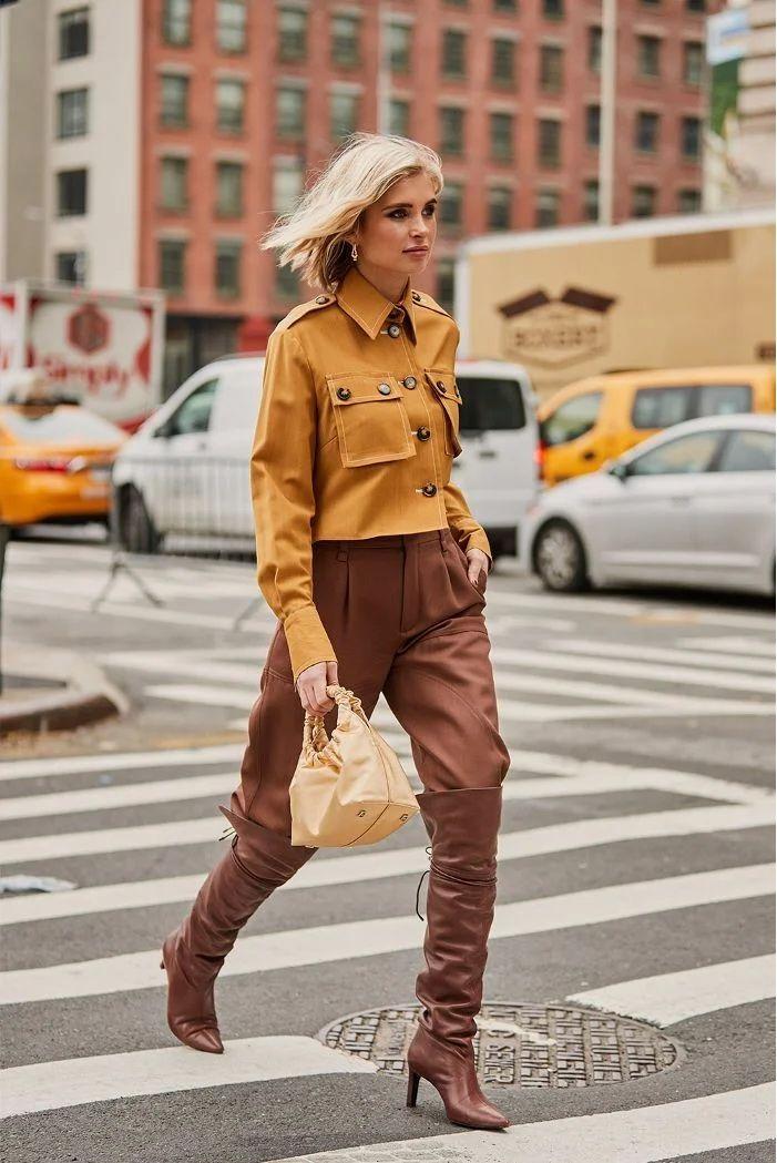 Что носить девушкам с короткими ногами: 10 полезных рекомендаций 35