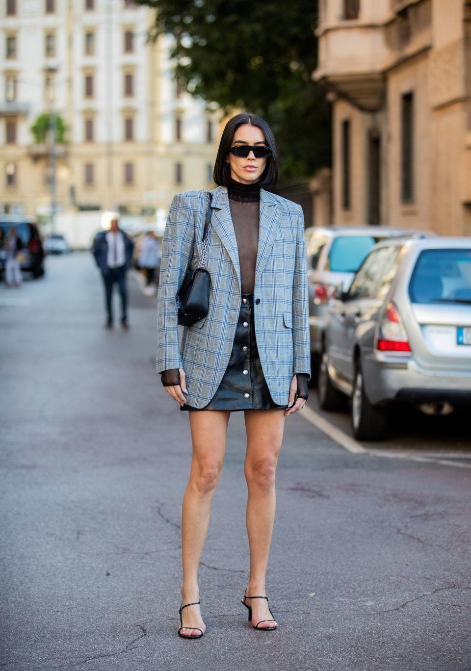 Что носить девушкам с короткими ногами: 10 полезных рекомендаций 37