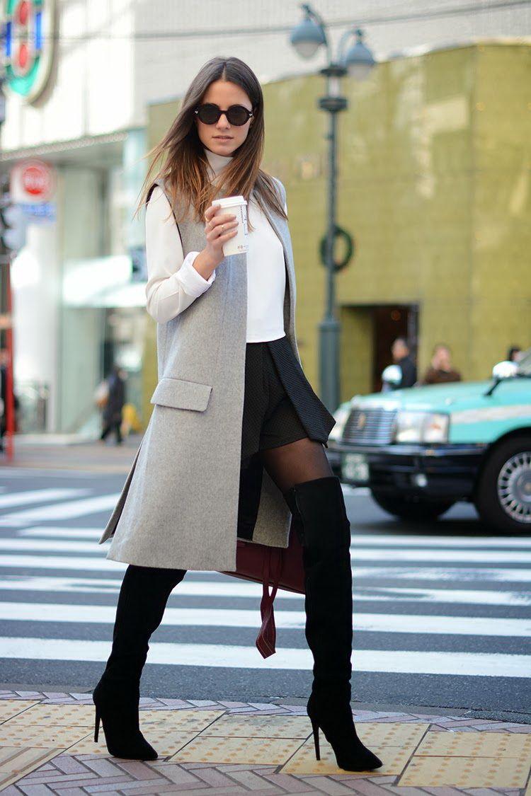 Что носить девушкам с короткими ногами: 10 полезных рекомендаций 39