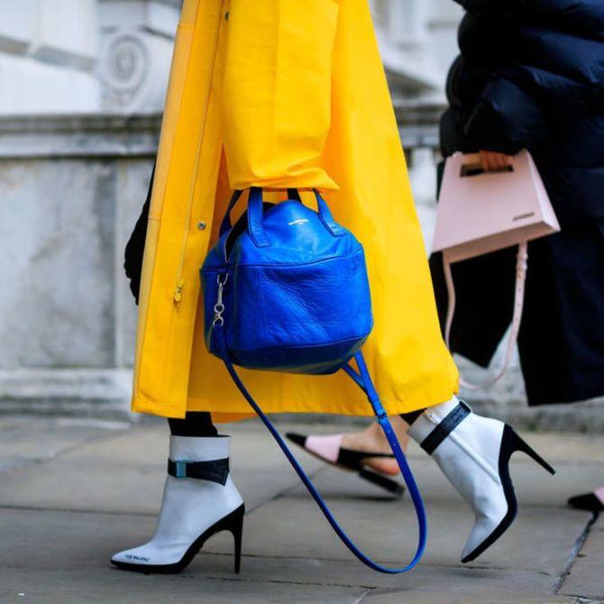 Какую обувь сочетать с пальто 1