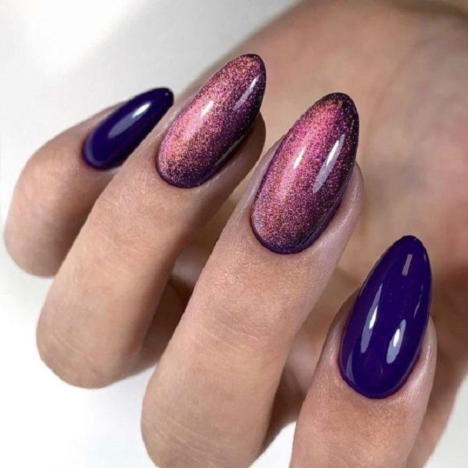 Однотонний манікюр 2020-2021: кращі кольори та нейл-дизайни, 50 ідей крутих нігтиків 30