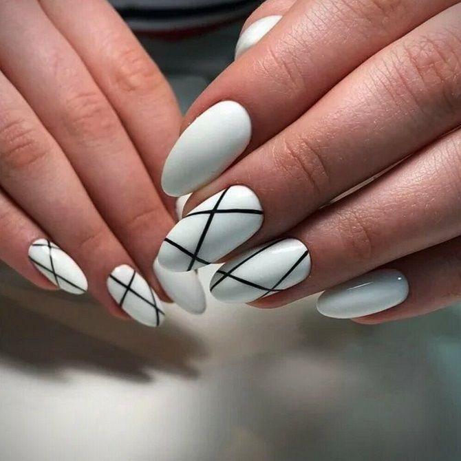 Однотонний манікюр 2020-2021: кращі кольори та нейл-дизайни, 50 ідей крутих нігтиків 50