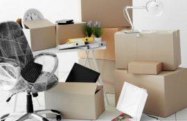 Организация офисного переезда в 2020