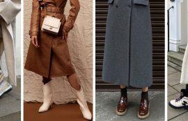 Яке взуття поєднувати з пальто