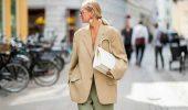 Как носить объемные пиджаки 2020-2021
