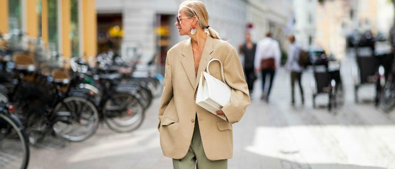 Як носити об'ємні піджаки 2020-2021